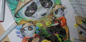 johann panda band